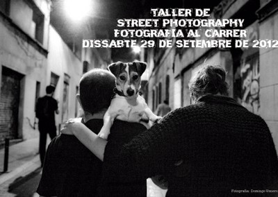 Taller d'Street Photography