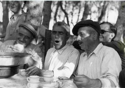 La cantada d'havaneres de Calella de Palafrugell. Pequeña historia en imágenes